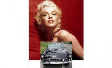 Marilyn's Golden Globe sells for record-breaking $250,000