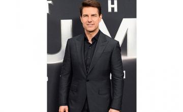 Tom Cruise is too short to keep playing Jack Reacher, remarks author Lee Child