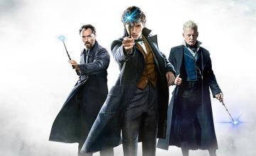 FANTASTIC BEASTS Fantastic Beasts: The Crimes of Grindelwald