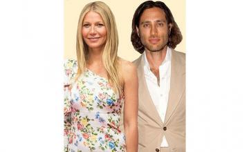 Gwyneth's newly married life!