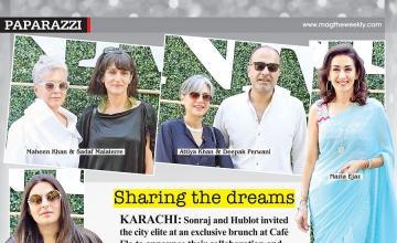 Sharing the dreams