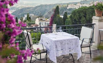 Belmond Grand Hotel Timeo, Italy