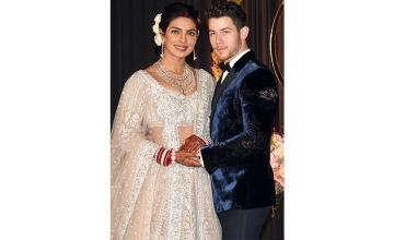 Priyanka Chopra & Nick Jonas - TIE THE KNOT