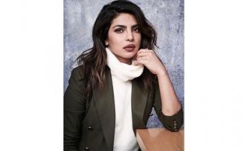 Prinyanka changes her name on Instagram