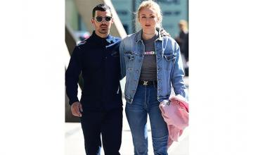 Jonas and Turner to get married next year