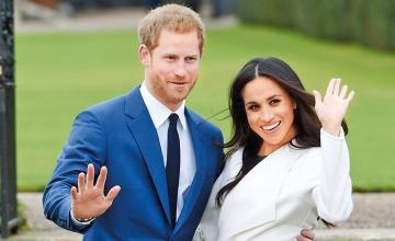 Prince Harry nods to Meghan's request putting tradition aside