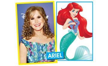 The Real-Life Disney Princesses!