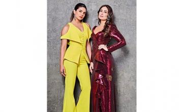 Koffee With Karan 6 Finale: Priyanka, Kareena add jazz and colour to the show