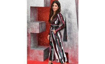 Sandra Bullock loves her kids to the point of being 'little neurotic'