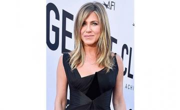 Why Aniston feels proud?