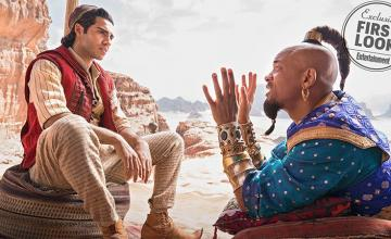 Will Smith in Aladdin's remake
