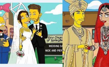 Nickyanka get own caricatures