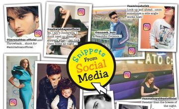 Snippets From Social Media