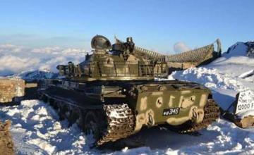 PAK Army sets world record by deploying tanks at 3,176 meters above sea level