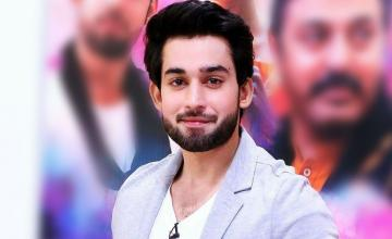 CHARACTER OF THE MONTH Taimoor from Balaa