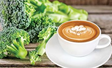 Coffee with Greens: Genius or a sin?
