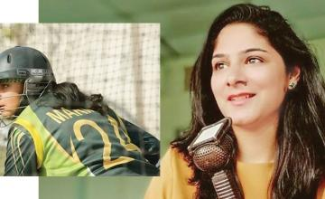 Marina Iqbal becomes the first female cricket commentator of Pakistan
