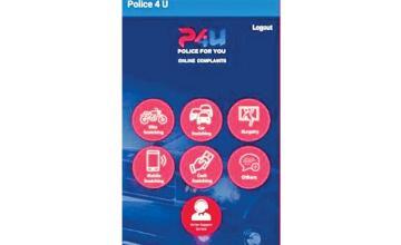 Karachi Police have launched P4U