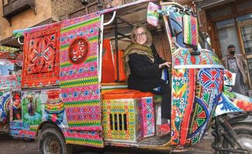 These two Italian women fell in love with Pakistani culture