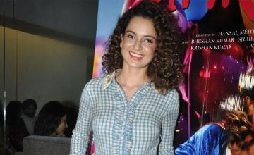 Kangana talks harassment on film set