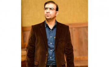 Pakistani teacher Ahmed Saya wins Cambridge University's prestigious award