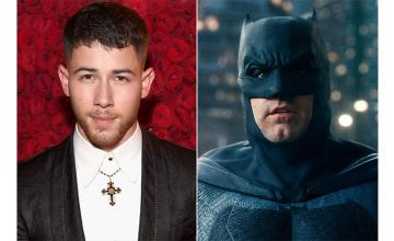 Nick Jonas trolled over his offer to play Batman