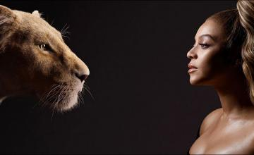 'Lion King' posters released with characters and the stars behind them