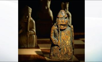 Missing piece of ancient chess set sells for £735,000