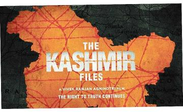 Vivek Agnihotri announces new film on Kashmir, shares poster of The Kashmir Files