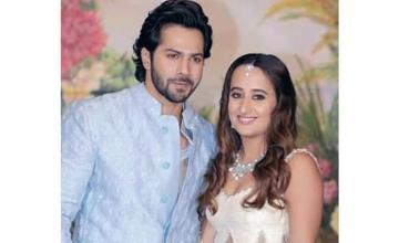 Varun Dhawan and Natasha Dalal's rumoured wedding