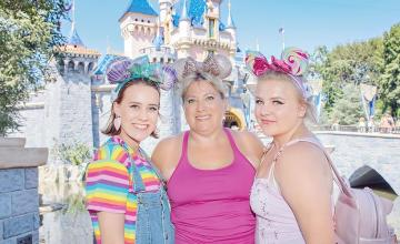 Redeeming trip to Disneyland decades later
