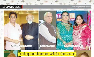 Independence with fervour
