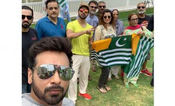 Celebrities come out in support of 'Kashmir Hour'