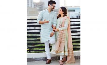 Aiman and Muneeb welcome a baby girl!