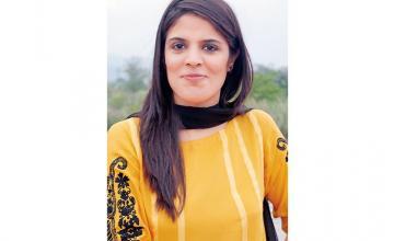 "Mariam Goraya on being ""Naik Parveen"""