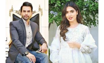 Junaid Khan to make film debut, alongside Mansha Pasha