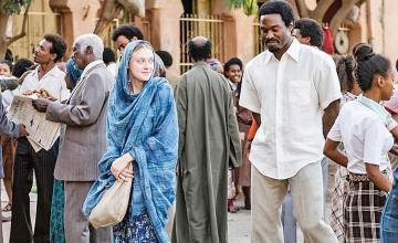 Dakota Fanning plays a Muslim woman, faces backlash