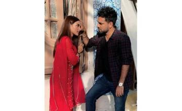 Iqra Aziz and Yasir Hussain to share screen space together