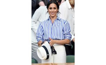 Meghan Markle chooses BFF Serena Williams over the Queen