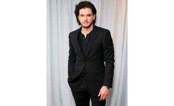 Kit Harington participates in BGC Charity Day for 9/11