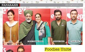 Foodies Unite
