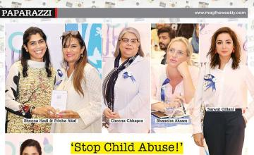 'Stop Child Abuse!'