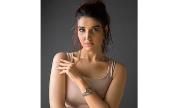 Hareem Farooq named face of luxury Swiss watch brand