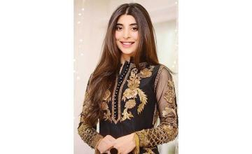 """•Urwa Hocane to make a special appearance in her debut production, """"Tich Button"""""""