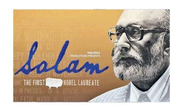 Documentary on Dr. Abdus Salam to release on Netflix