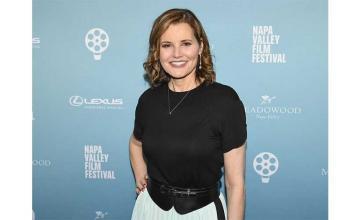 Geena Davis calls Hollywood gender imbalance an 'embarrassment'