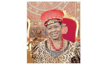 Malawi female chief comes to power