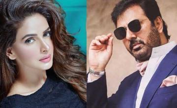 Noman Ejaz & Saba Qamar pair up for a web series