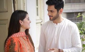 Wahaj Ali's Doodh Patti goes on air