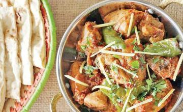Chicken Shinwari Karahi